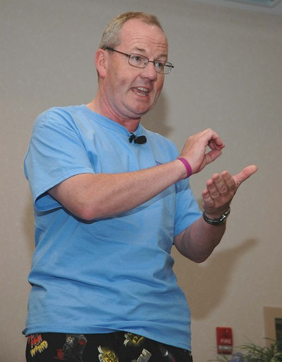 Humorous Healthcare Cancer Oncology Speaker