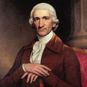 Charles Thompson, Irish born Secretary Continental Congress