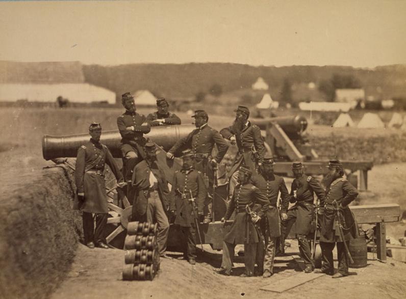 Brigadier Michael Corcoran 69th_New_York_Militia