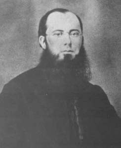 Irish born Confederate Chaplain John B Bannon