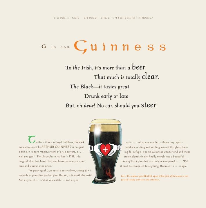 Guinness Limeric