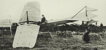 Harry Ferguson monoplane