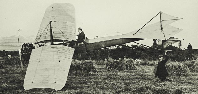Harry Ferguson monoplane