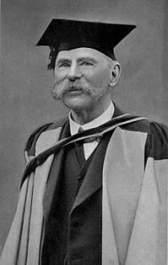 Douglas Hyde, first President of Ireland