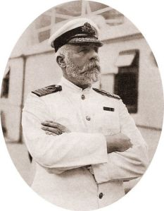 E.J. Smith, Titanic Captain