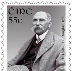 Douglas Hyde First President of Ireland