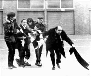 Fr. Edward Daly Bloody Sunday