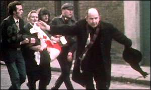 Fr. Edward Daly, Bloody Sunday