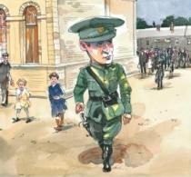Michael Collins in For the Love of Being Irish