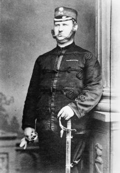 Lieutenant Colonel Abraham Boulger VC