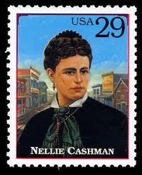 Nellie Cashman stamp