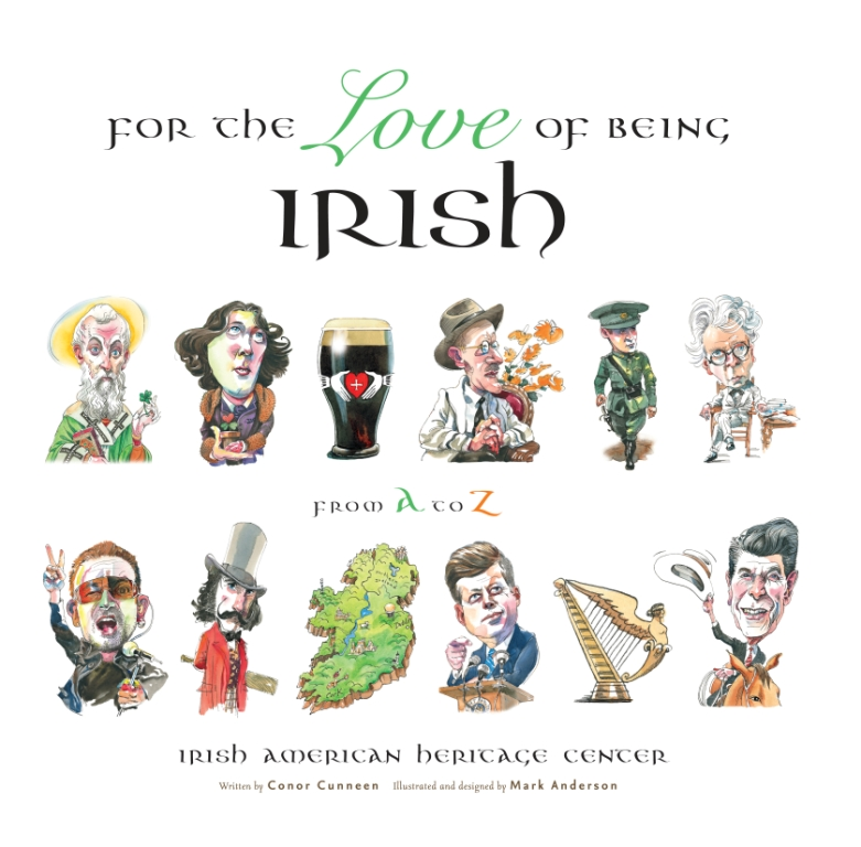 Cover compressed ORIGINAL For Love of Being Irish(2)