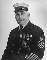 Medal of honor recipient John King