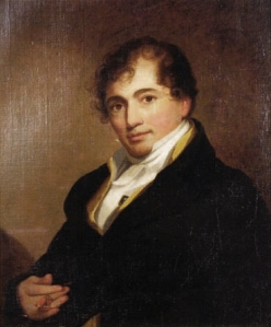 Robert Fulton Steamboat Inventor      1765-1815