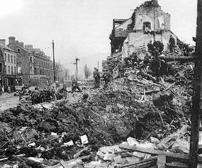 Belfast Bitz Damage