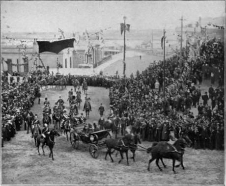 Queen Victoria Ireland 1900