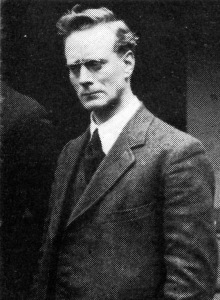 IRA Leader Liam Mellows