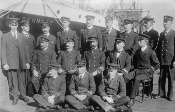 Crew of the Mackay Bennett