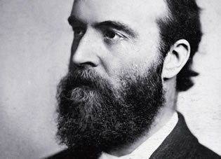 Charles Stewart Parnell at today in Irish History