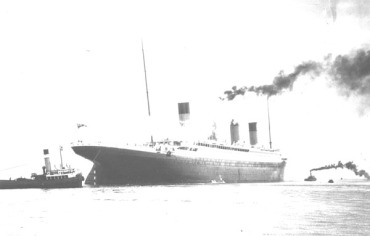 titanic sea trials april 2