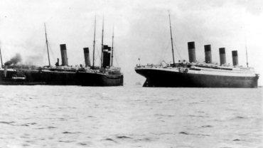 Titanic_new_york near collision