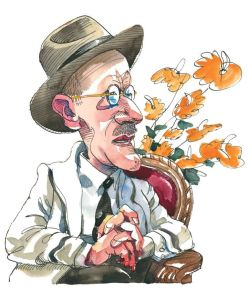 James Joyce in For the Love of Being Irish