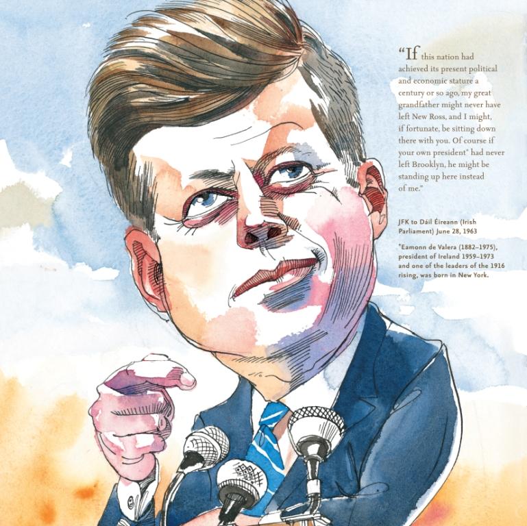 President Kennedy election
