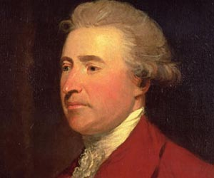Edmund Burke born dublin