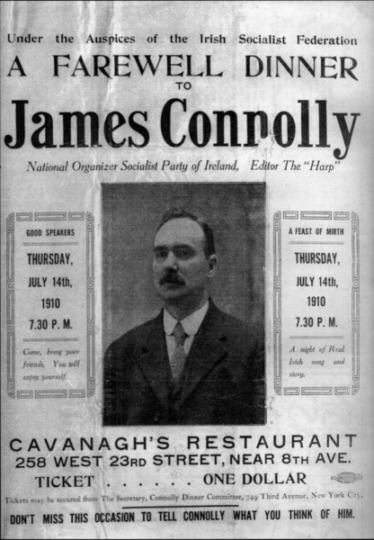 James Connolly New York