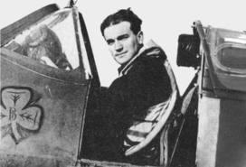 paddy Finucane RAF pilot