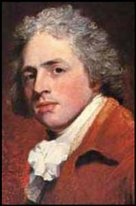 Richard Brinsley Sheridan at Today in Irish Historyy