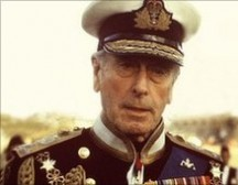 Mountbatten at Today in Irish History