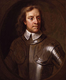Oliver Cromwell at Today in Irish HIstory