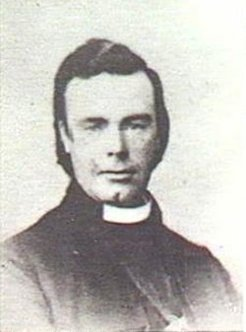 Archbishop Christopher Augistine Reynolds 1815-1907 at today in Irish history Christopher Augustine Reynolds (1834-1893), by unknown photographer