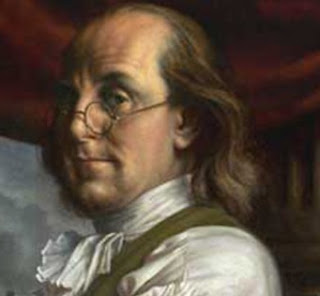 ben franklin at today in irish history