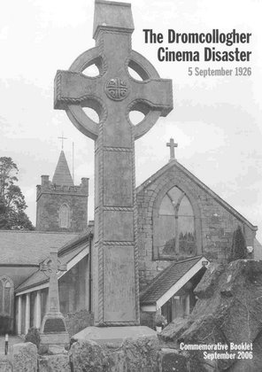 Drumcollogher fire disaster memorial at today in Irish history