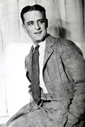 F Scott Fitzgerald Irish American