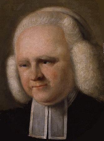 Reverand George Whitefield at today in Irish history