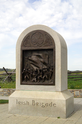 Irish Brigade Antietam Monument