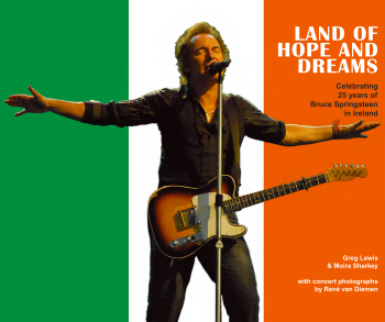 Land of Hope and Dreams by Greg Lewis, Moira Sharkey