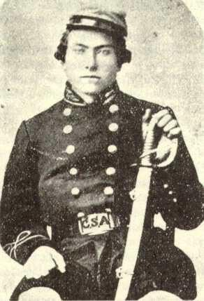 Irish confederate Patrick Griffin at today in Irish history