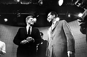 presidential_debate 1960 Kennedy Nixon