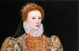 queen elizabeth I at today in Irish History