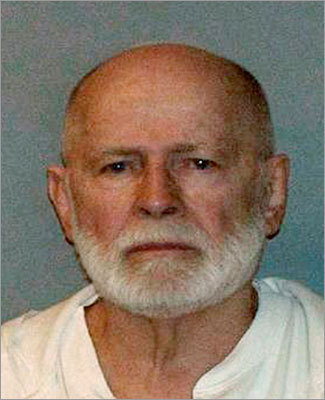whitey bulger booking photo at today in irish history