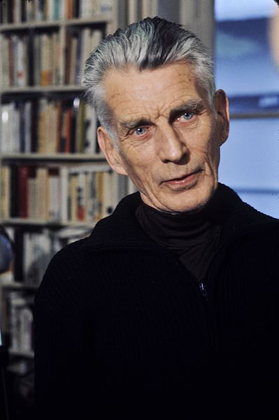 samuel beckett irish nobel prize winner