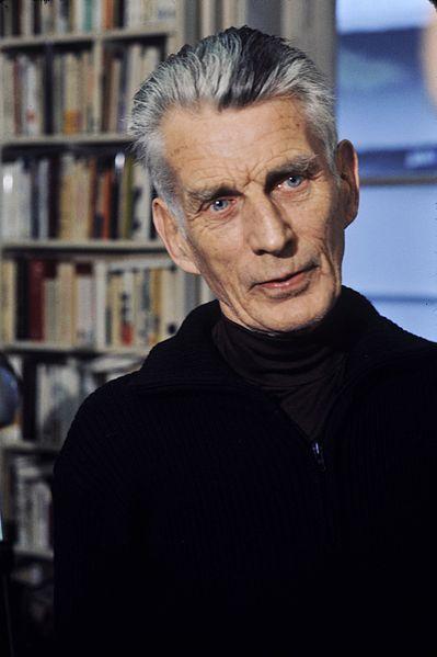 samuel beckett irish nobel prize winner