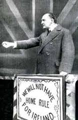 unionist edward carson