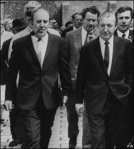 Neil Blaney and Charles Haughey arms trial