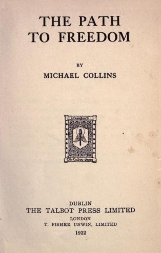 Writings by Michael Collins