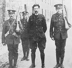 De Valera captured 1916